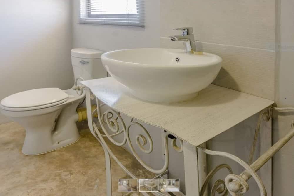 Double Room - Bathroom Sink
