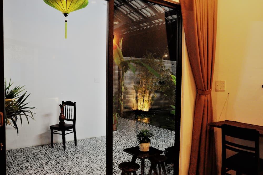 Zimmer (Green Lantern) - Wohnbereich