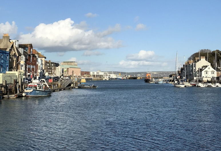 The Lantana, Weymouth, Double Room, 1 King Bed, Guest Room View