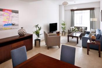 Picture of Movenpick Apartments Bur Dubai in Dubai