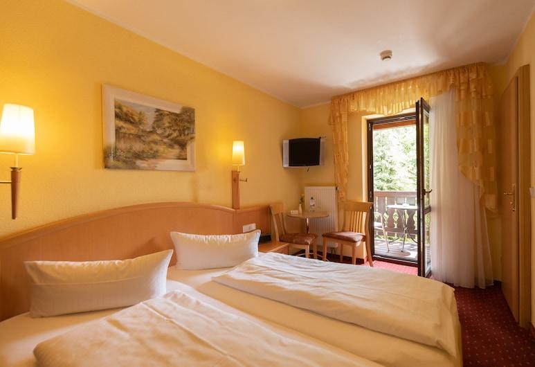 Hotel Elbpromenade, Bad Schandau, Standard-Doppelzimmer, Zimmer