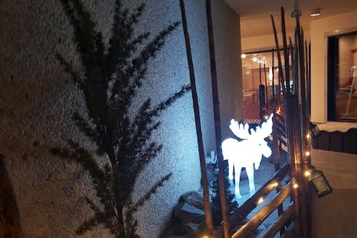 大麋鹿酒店/