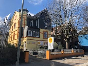 Hamburg bölgesindeki M&M Hotel – Harburg resmi