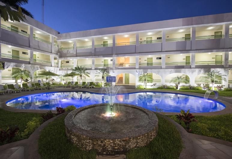 Hotel Palace Inn, Tuxtla Gutiérrez, Exterior