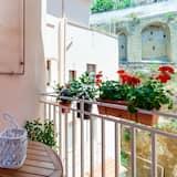 Панорамные апартаменты, 2 спальни - Балкон