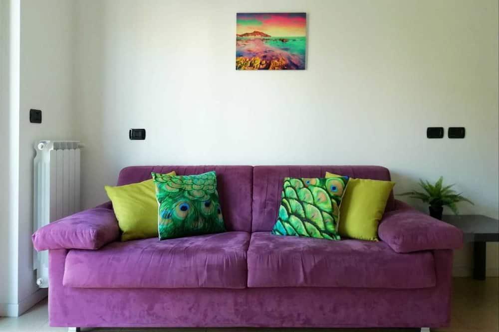 Appartamento Premium, balcone - Area soggiorno