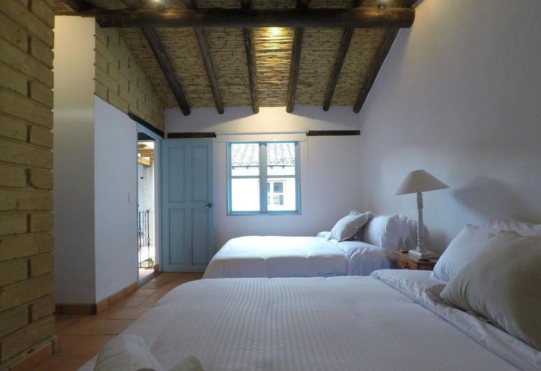 Casa Boutique Villa de Leyva - Adults only, Villa de Leyva, Chambre Familiale, 2 lits doubles, non-fumeurs, Chambre
