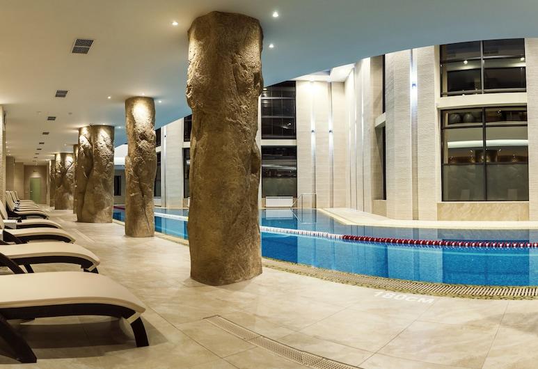AquaTerra Hotel & SPA, Chisinau, Spa