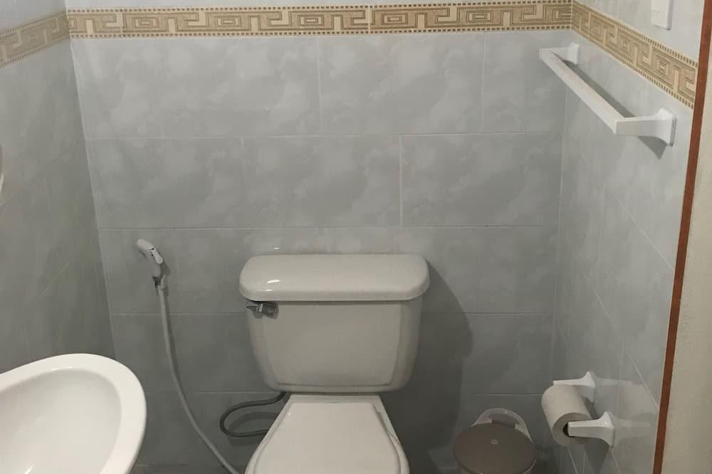 패밀리 타운홈, 퀸사이즈침대 1개, 금연 - 욕실
