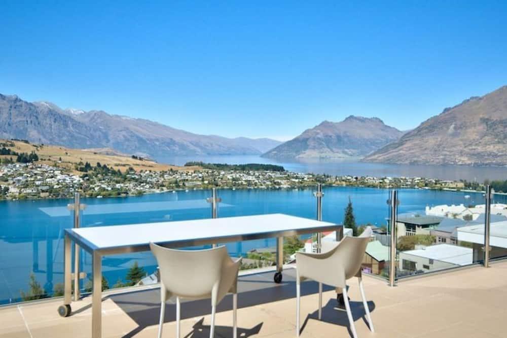 獨棟房屋, 多張床, 湖景 (Mountain & Lake Views) - 室外游泳池