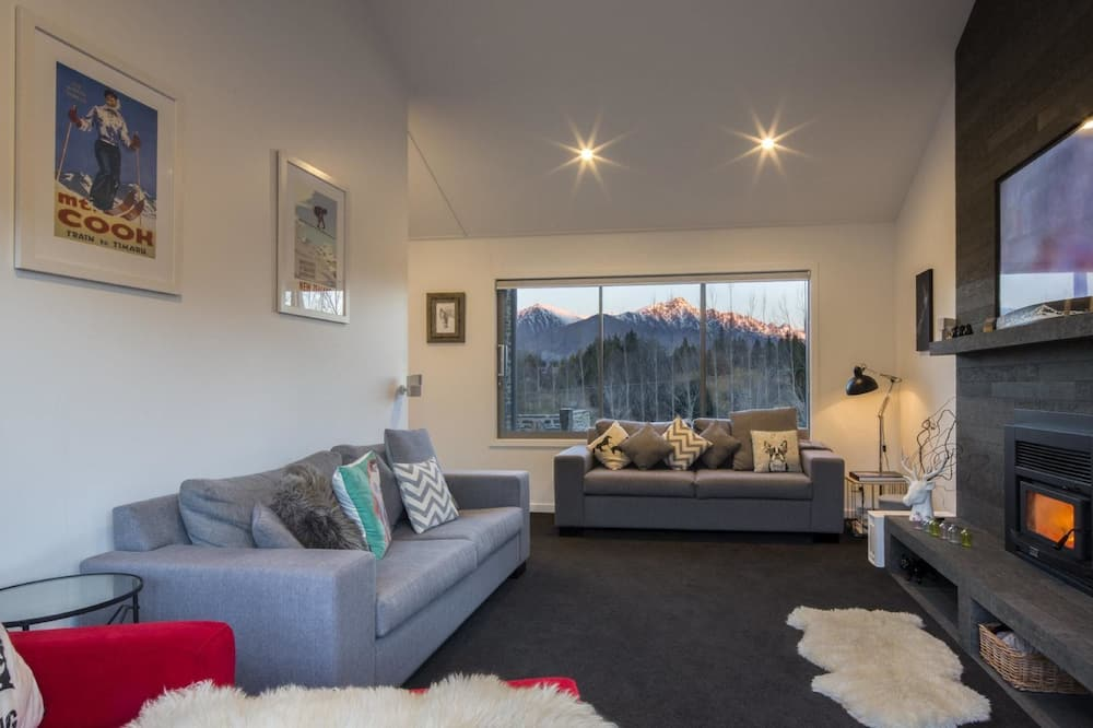 Σπίτι, Περισσότερα από 1 Κρεβάτια (Luxury at Coronet) - Περιοχή καθιστικού