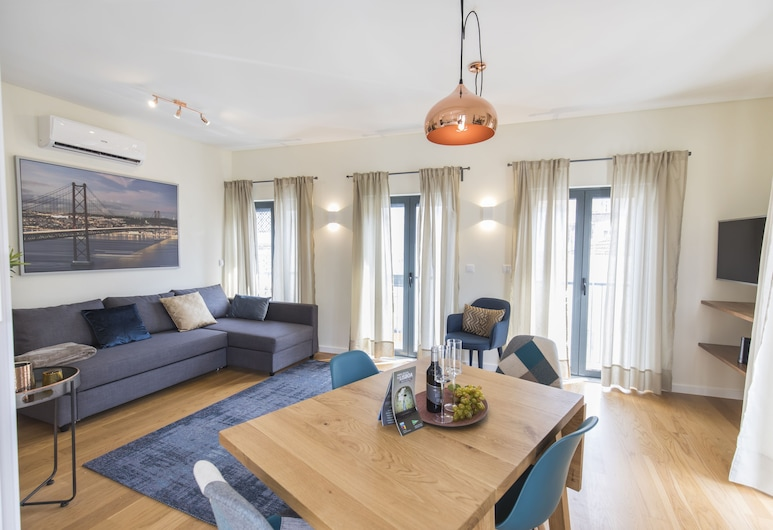 Graça Heartwarming Flat, Λισσαβώνα, Διαμέρισμα, 1 Υπνοδωμάτιο, Δωμάτιο