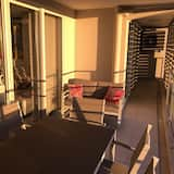 Apartment, 2 Bedrooms, Partial Sea View - Balkoni