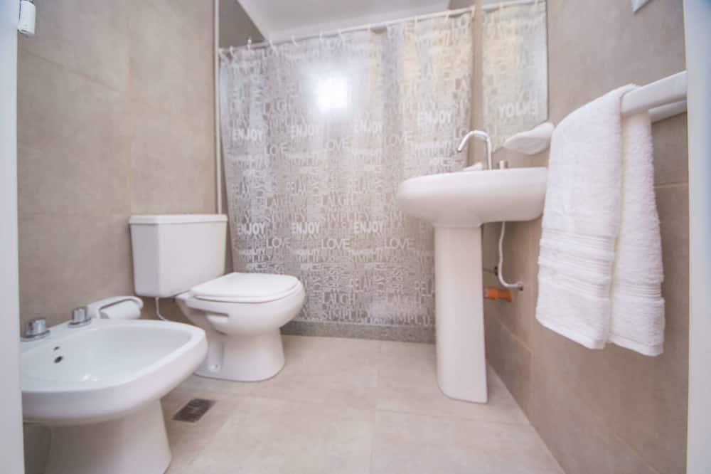 Lejlighed - 2 enkeltsenge - ikke-ryger - Badeværelse