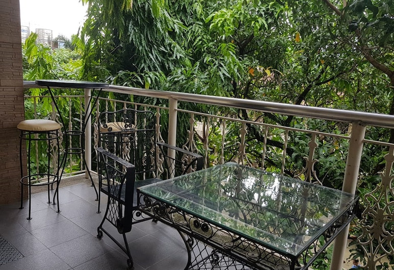Apartelle de Arcenas Cebu, Κεμπού, Διαμέρισμα (Condo), 1 Υπνοδωμάτιο (unit), Μπαλκόνι
