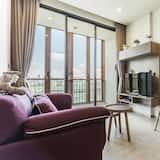 Mieszkanie Deluxe - Powierzchnia mieszkalna