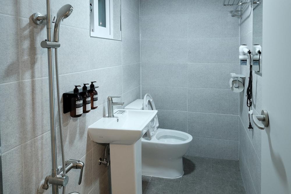 Общее спальное помещение базового типа, 1 спальня, для некурящих, мини-кухня - Ванная комната