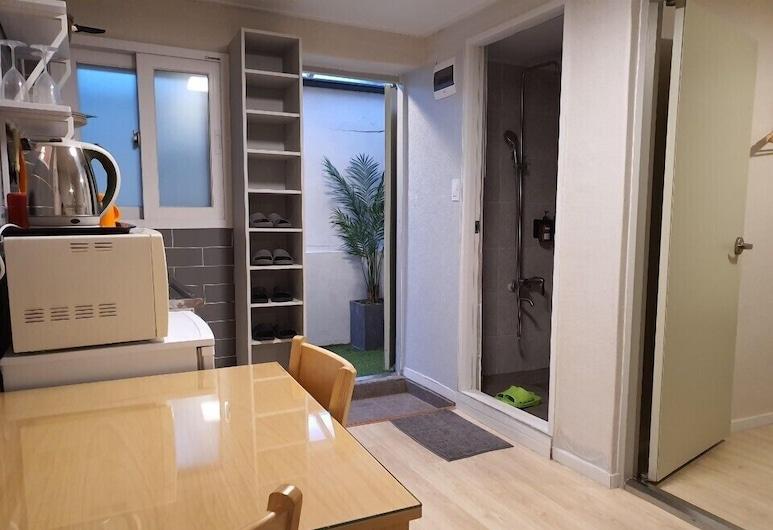 DAOL guest house, Séoul, Chambre Familiale, Chambre