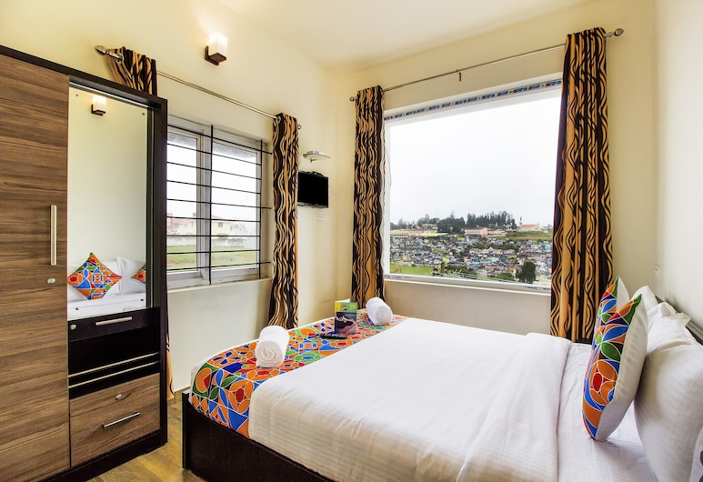 FabExpress Grand Castle Hill Resorts, Ooty, Deluxe Room, Non Smoking, Guest Room