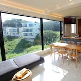 Deluxe-Apartment ( 2F ) - Wohnbereich