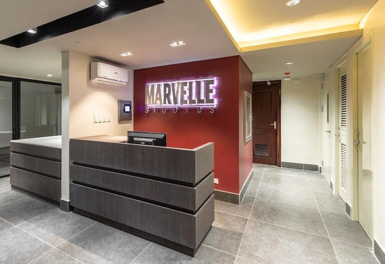 ZEN Rooms Marvelle Studios BGC (ZEN Safety Assurance), Makati, Vestibiulis