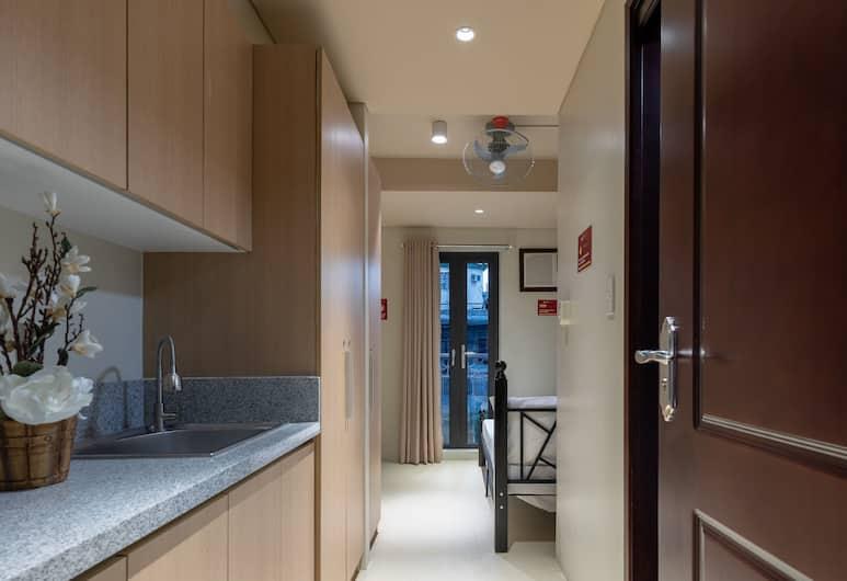ZEN Rooms Marvelle Studios BGC, Makati, Standaard driepersoonskamer, Kamer