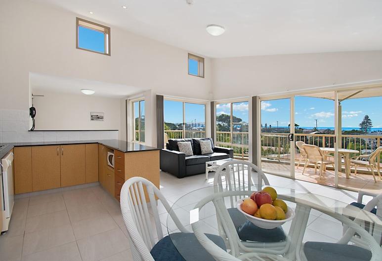 Sea Views 22 Lennox Head Beach Resort, Lennox Head, Apartamento, Zona de estar