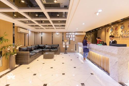 太阳星星马尼拉禅房酒店/