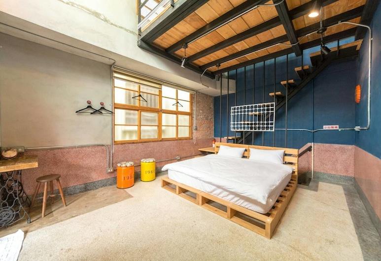 Lucky 1960, Tainan, Štandardný loftový byt, viacero postelí, nefajčiarska izba, Hosťovská izba