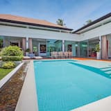 Villa - Saját medence
