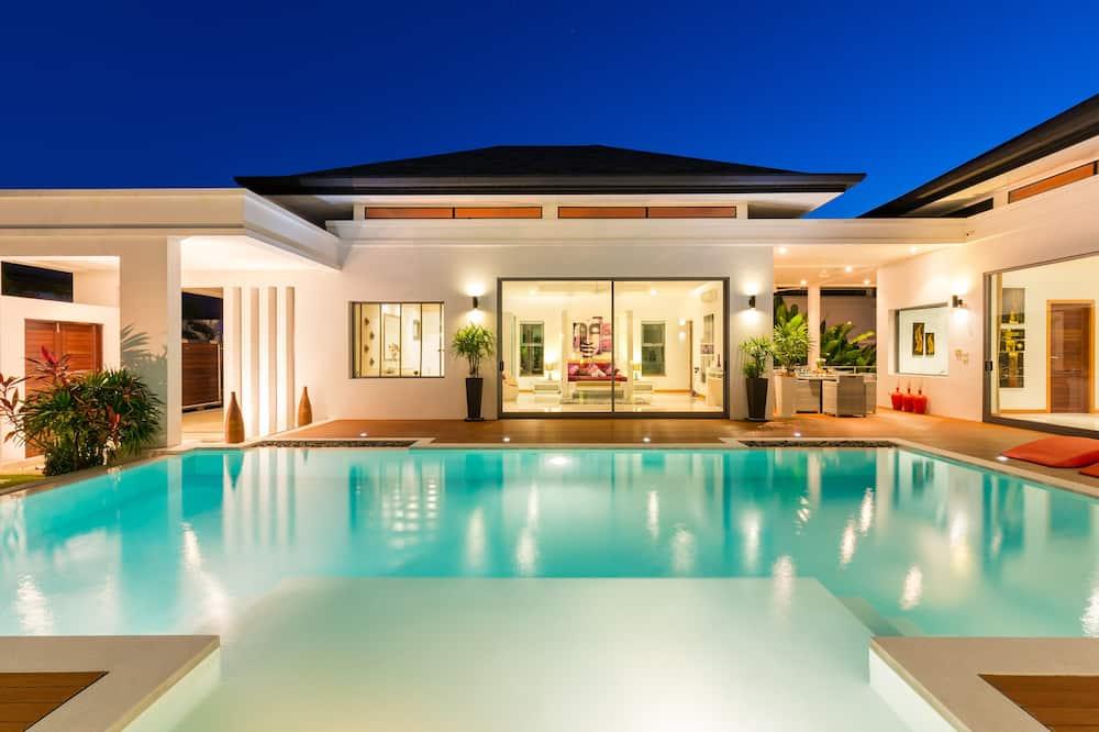 4-Bedroom Pool Villa - 私人泳池