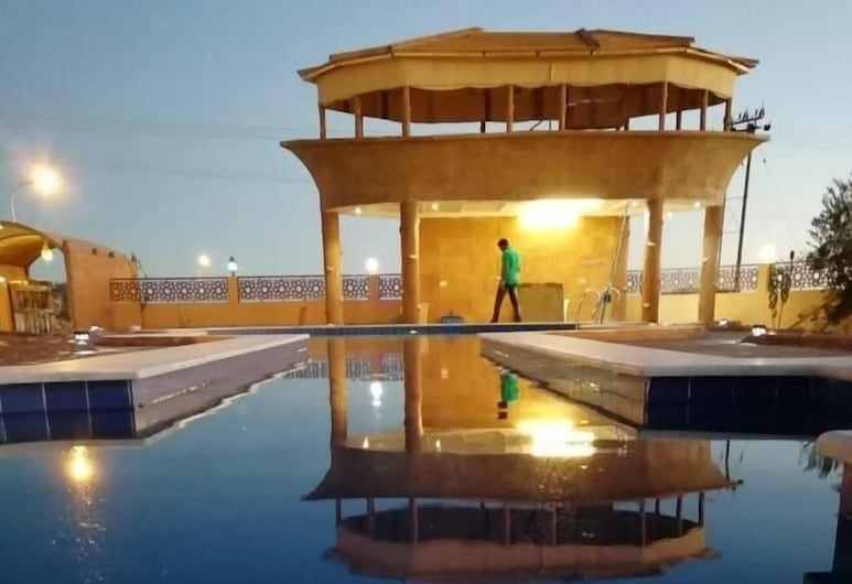 Jabal Al Akhdar Grand Hotel, Al Hamra, Outdoor Pool