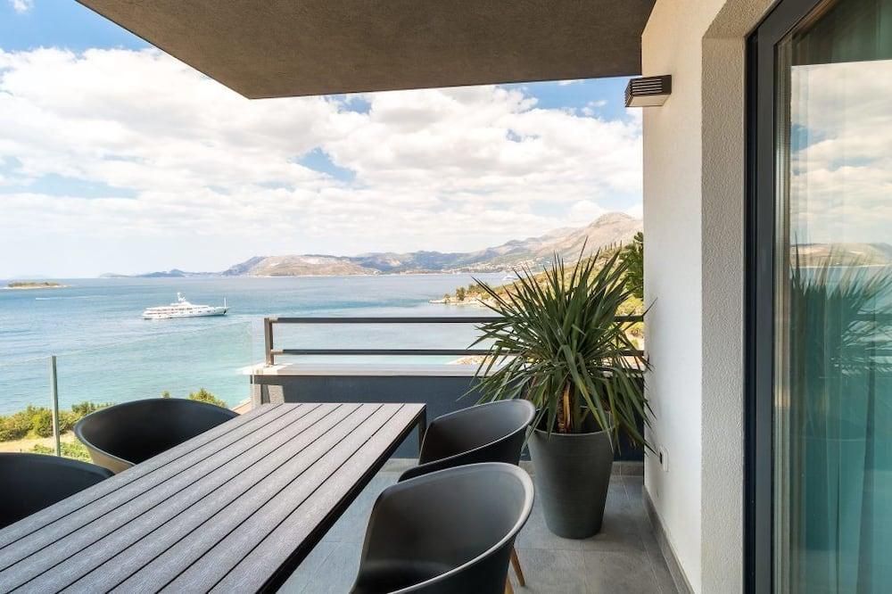Apartamento Standard, Varanda, Vista Mar (Beta) - Varanda