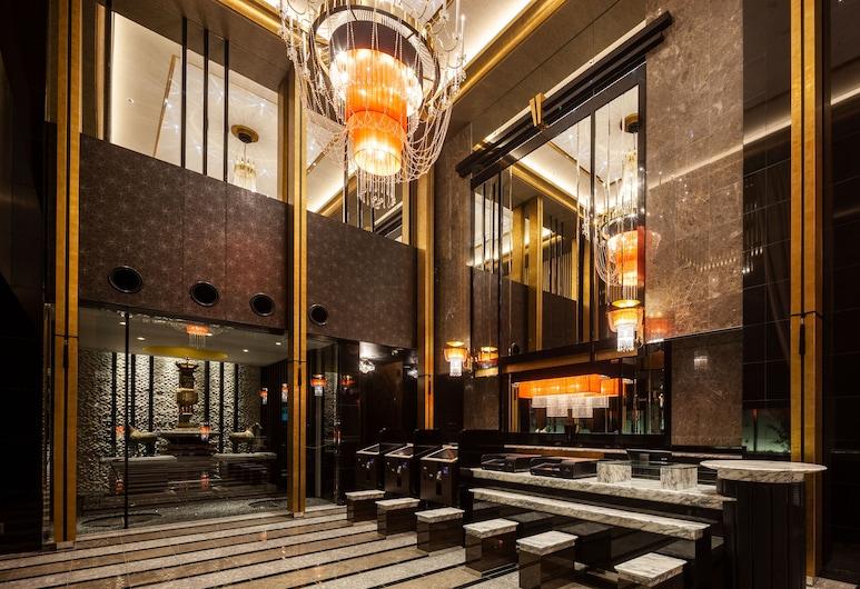 APA 尊榮飯店 - 國會議事堂站前 - 國會議事堂, 東京, 櫃台