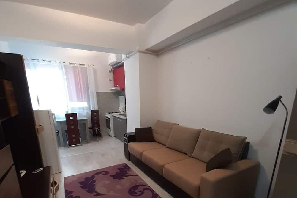 Apartment, 1 Queen Bed with Sofa bed, Non Smoking - Living Room