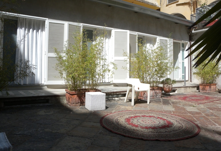 La Casaforte Art Residency, Naples, Teras/Patio