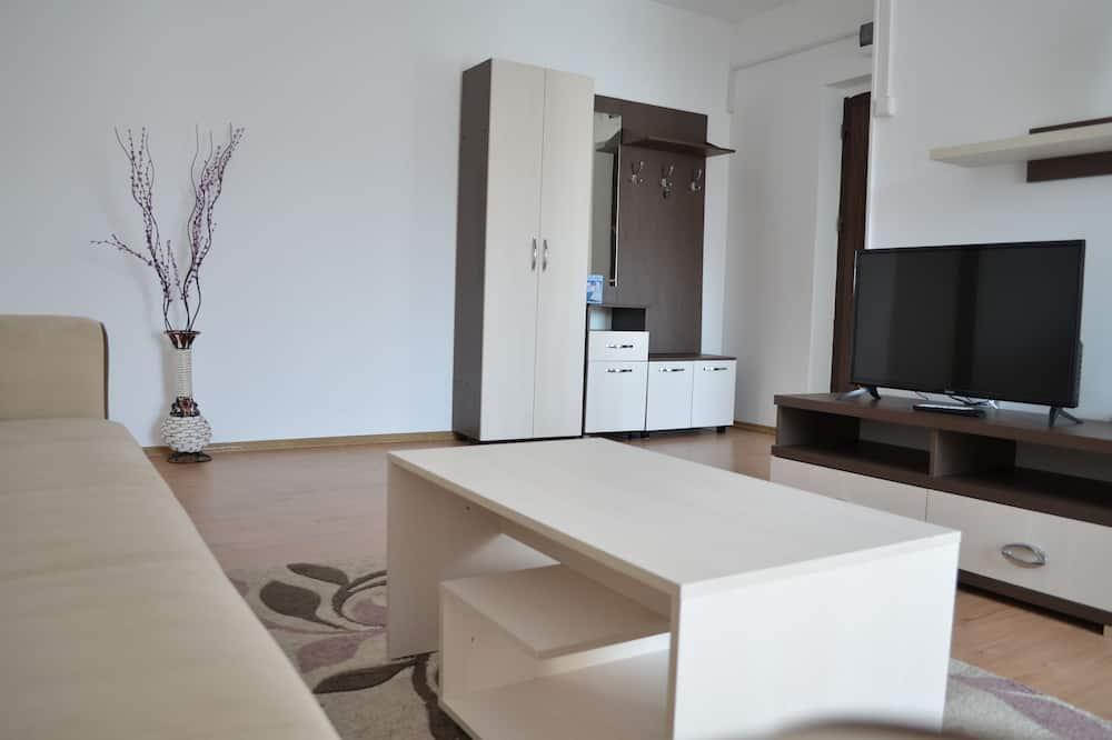 Basic Apartment, 1 Bedroom - Ruang Tamu