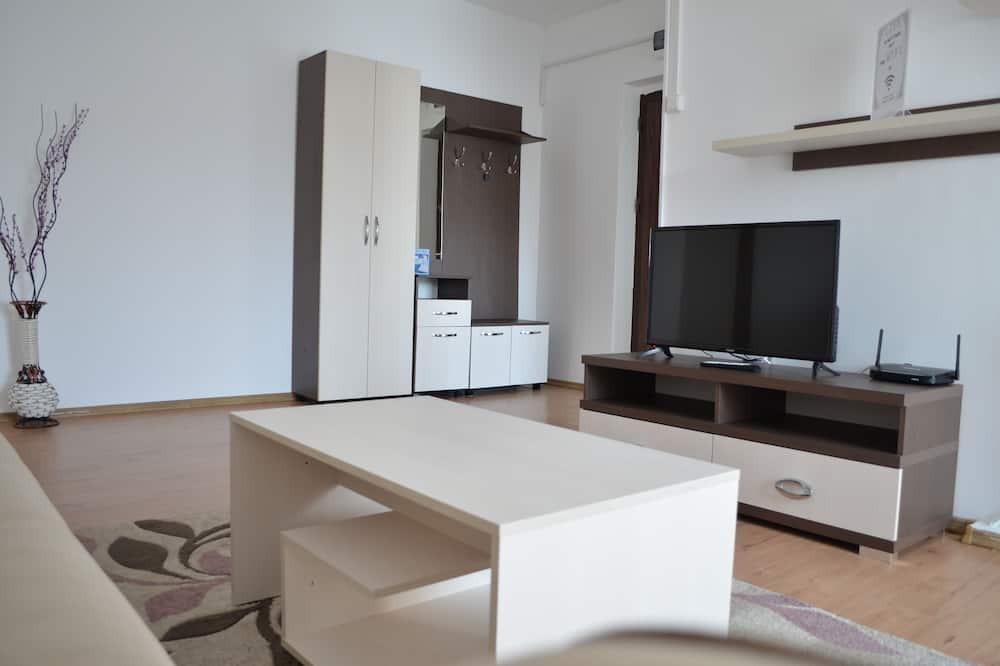Basic Apartment, 1 Bedroom - Bilik Rehat
