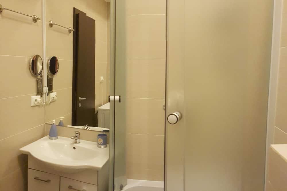 City Apartment - Bilik mandi
