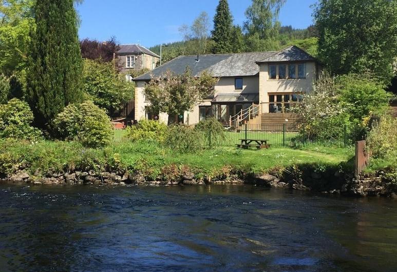 Riverside House, Callander, Ytra byrði