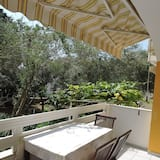Comfort Apart Daire, Bahçe Manzaralı - Balkon