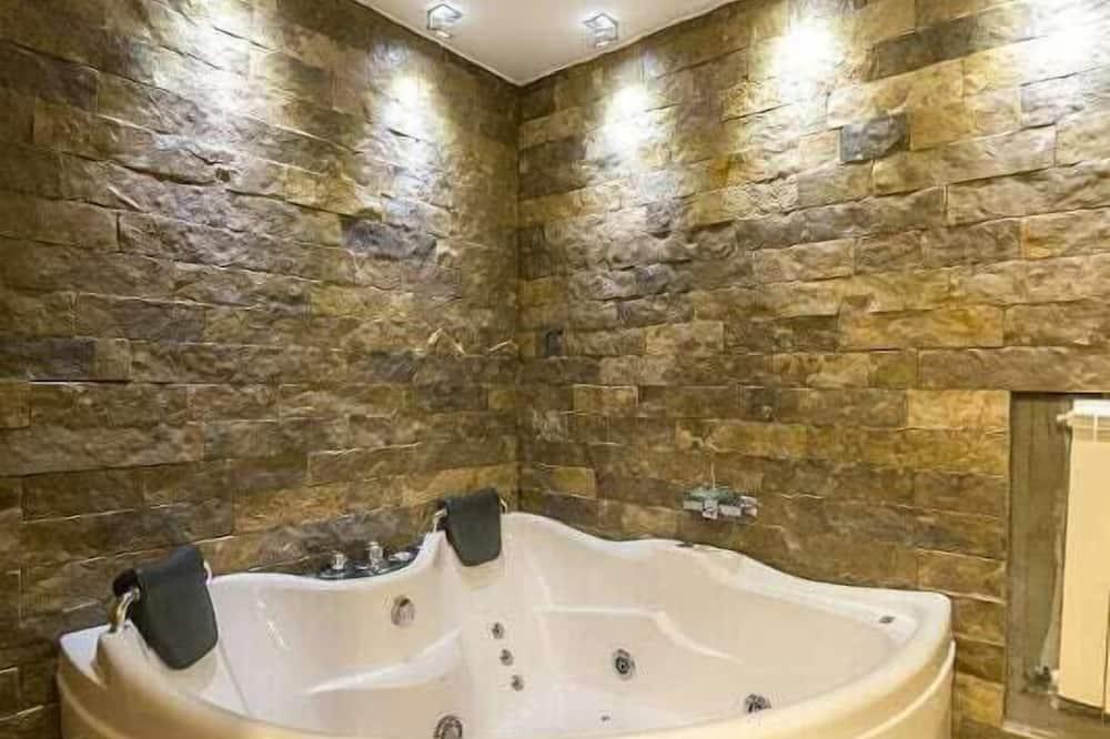 Apartmán, sauna - Kúpeľňa