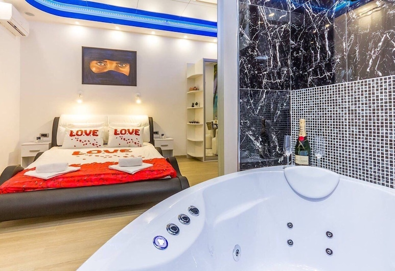 Prive Apartments, Belgrad, Apartment, Whirlpool, Zimmer