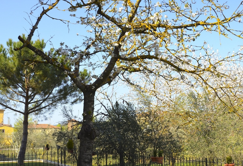 Appartamenti Le Terme, Rapolano Terme, Jardín