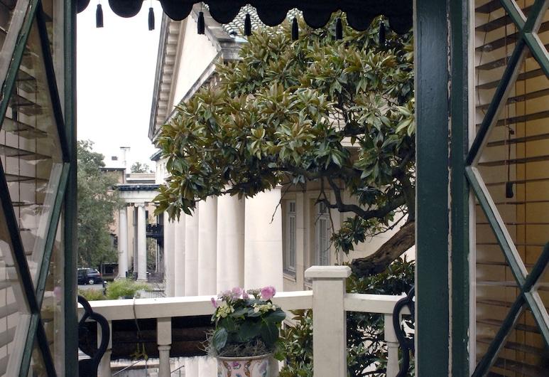 Foley House Inn, Savannah, Premium Room, 1 King Bed, Non Smoking (304 Westmorland), Balcony