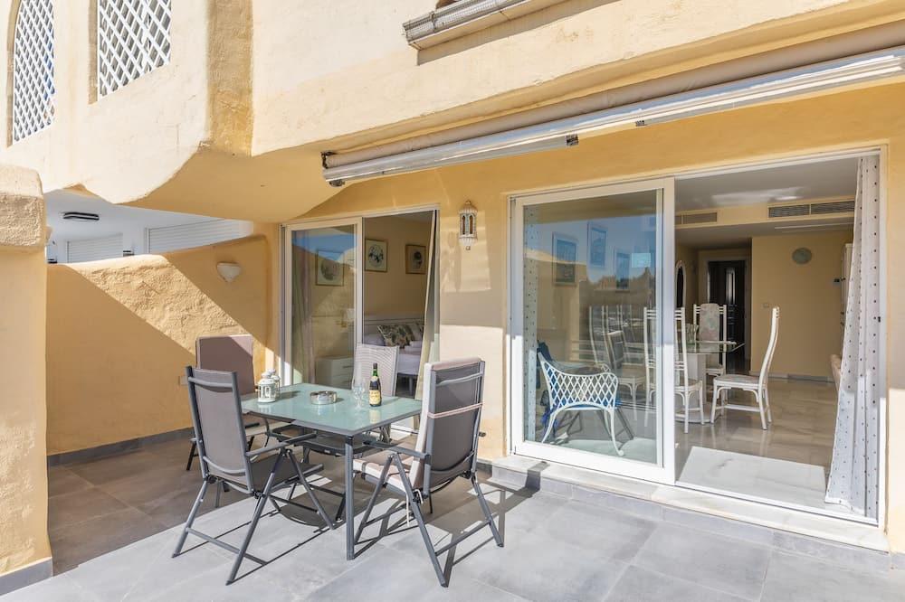 Apartment, 3 Bedrooms, 2 Bathrooms - Balcony