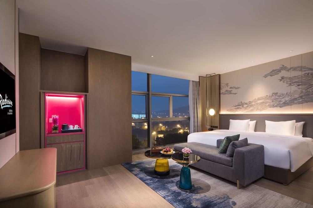 Kambarys verslo klientams (Lounge) - Svečių kambarys