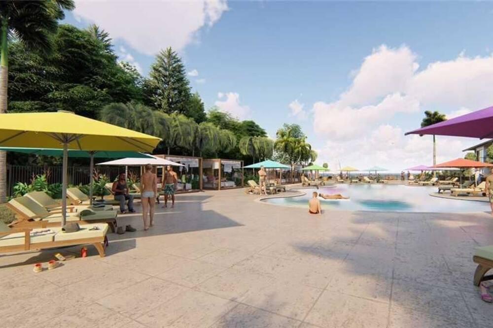 Dzīvokļnumurs - Āra baseins