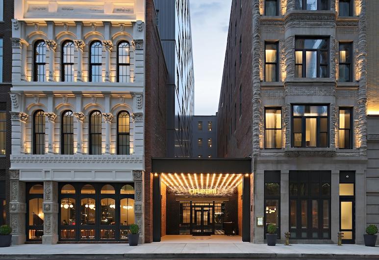 Dream Nashville, Nashville, Hotel Entrance