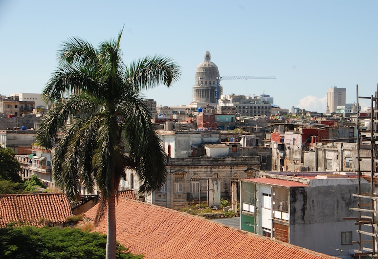 Casa Violeta, Havana, Svalir
